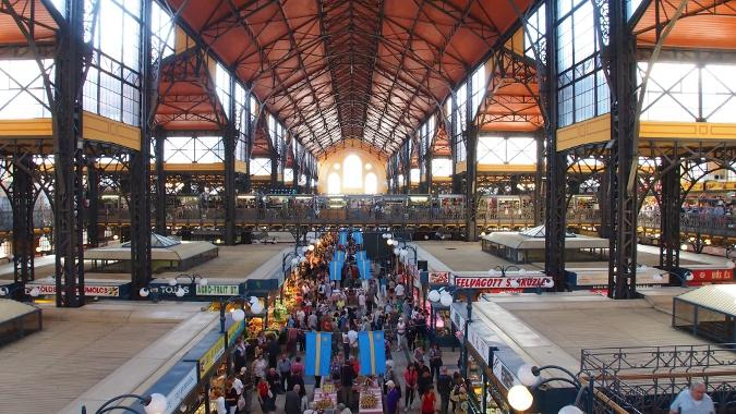 marche budapest week end pas cher
