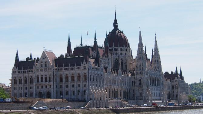 parlement budapest week end pas cher