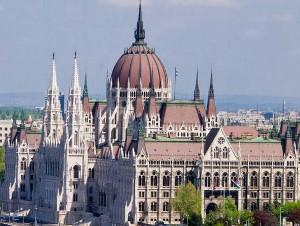 parlement voyage budapest